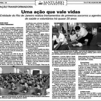 Jornal O Santuário (Julho-2009)