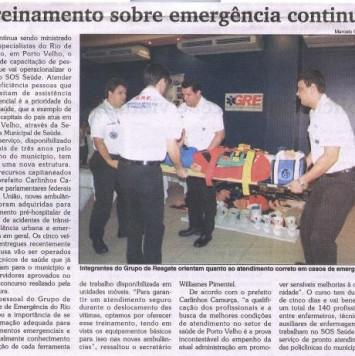 O Estadão 10 de julho 2002